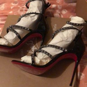 Shoes - Christian Louboutin heeled sandals